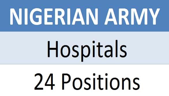 nigerian army hospitals