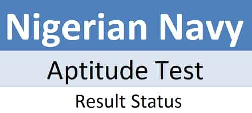 nigerian navy result