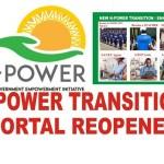 Npower-transition