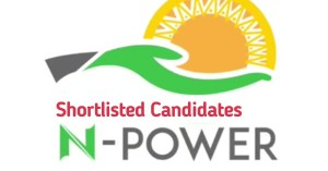 npower shortlisted candidates
