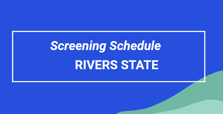 police screening for rivers state