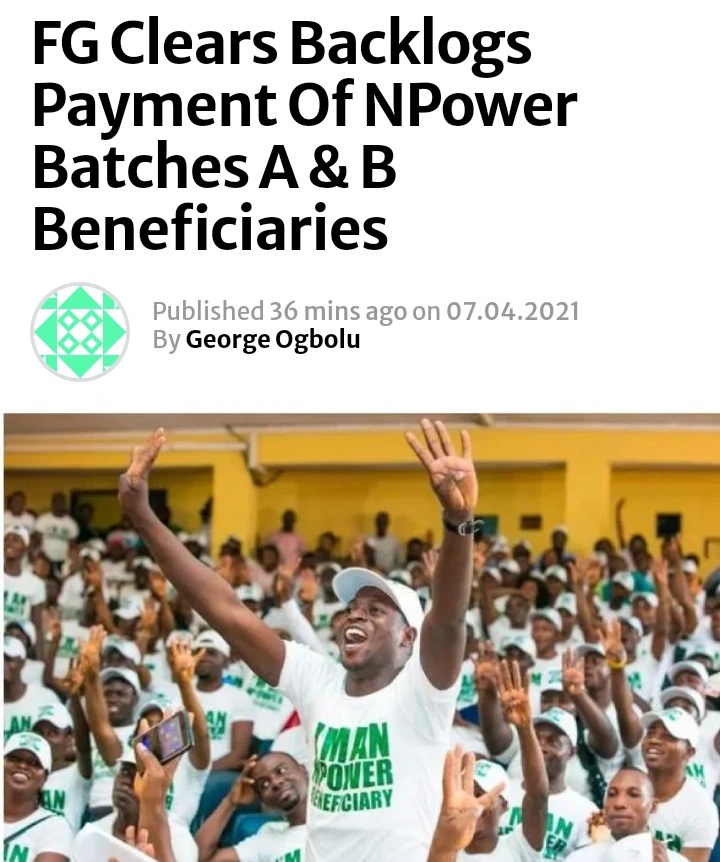 npower stipend clear