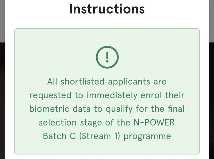 Npower instructions