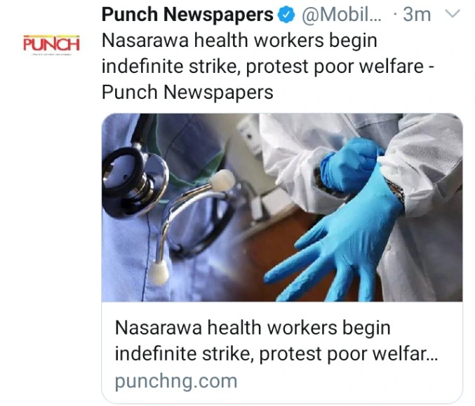 punch news