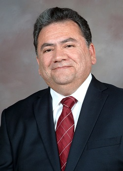A photo of Fierro from the website of his firm, Gutierrez, Fierro and Erickson.