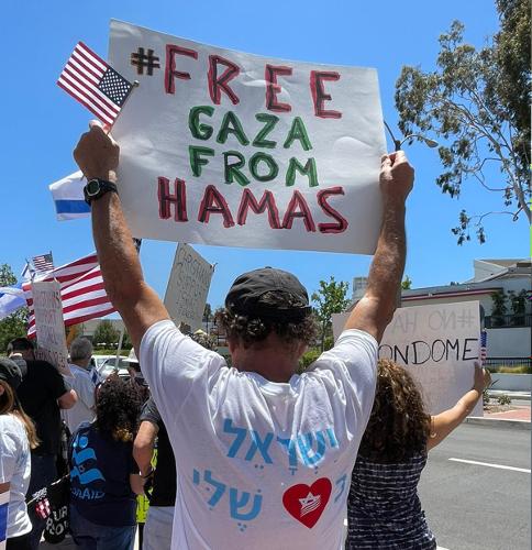 Jaffe: #FreeGazaFromHamas