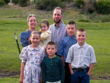 The Leland Smucker family