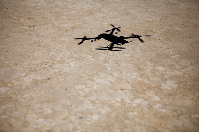 San Diego's Undercover Drone Companies Fight the Feds