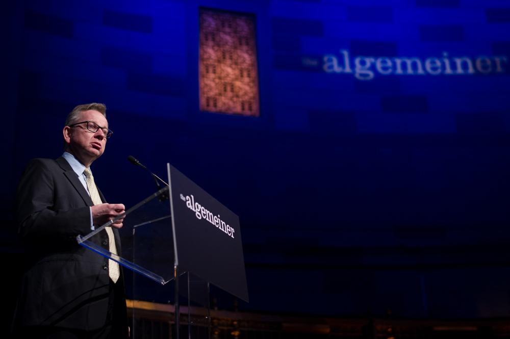 British PM Michael Gove - Anti-Zionism is Anti-Semitism