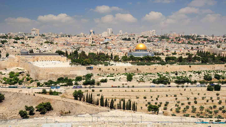Moving the US Embassy to Jerusalem