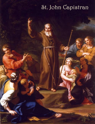 St. John Capistrano