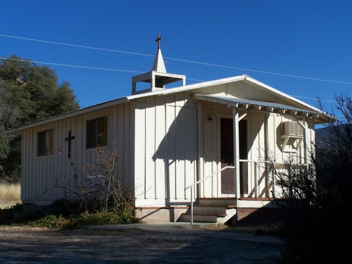 Santo Niño Church, Glenwood