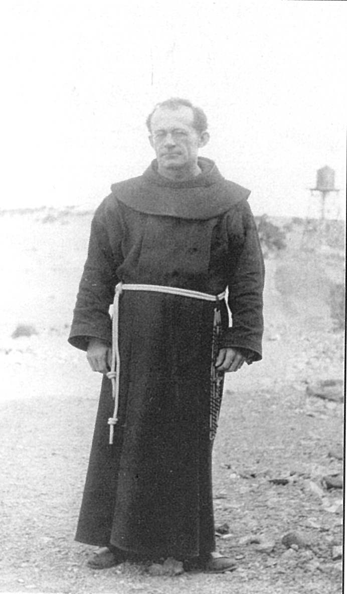 Fr. Anselm Weber.