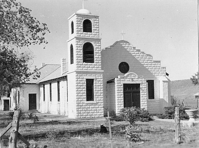 Whiteriver parish