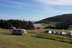 MacLeod's Beach & Campsite
