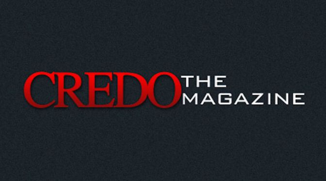 The Latest Issue of CredoMag