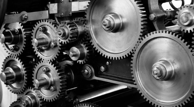Modern Church Machinery