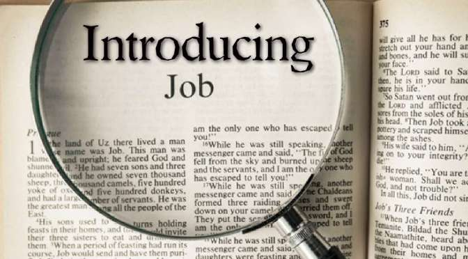 An Introduction to the Book of Job