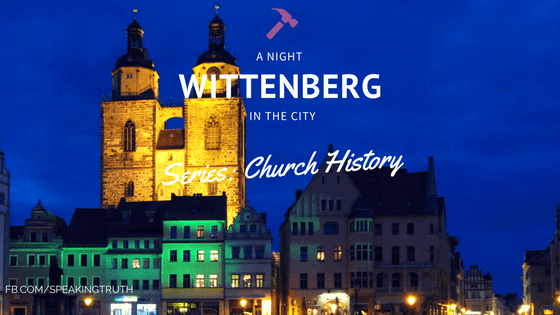 On Wittenberg's Door