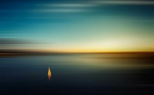 Sailing Alone - Martial Morvan