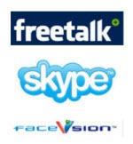 freetalk.skype.facevsion.logos.150px
