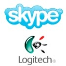 how to use logitech webcam with skype