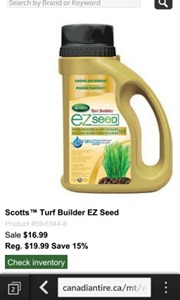 ScottsEzSeed.CTire.ca