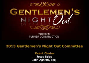 Gentlemens Charity Event Jesus Salas