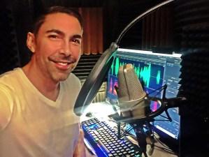 Voice Over Artist Bilingual J Salas Radio
