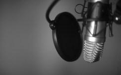 microfoon met plopkap