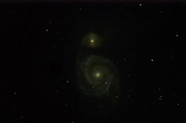 M51 by Lindsay Berkhout