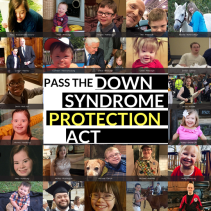 Pass the Down Syndrome Act