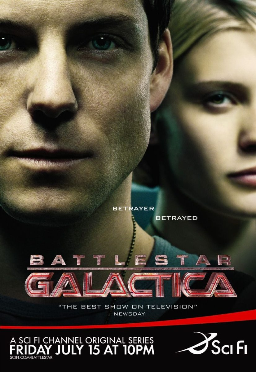 Battlestar Galactica The Series That Launched The Golden Age Of Television
