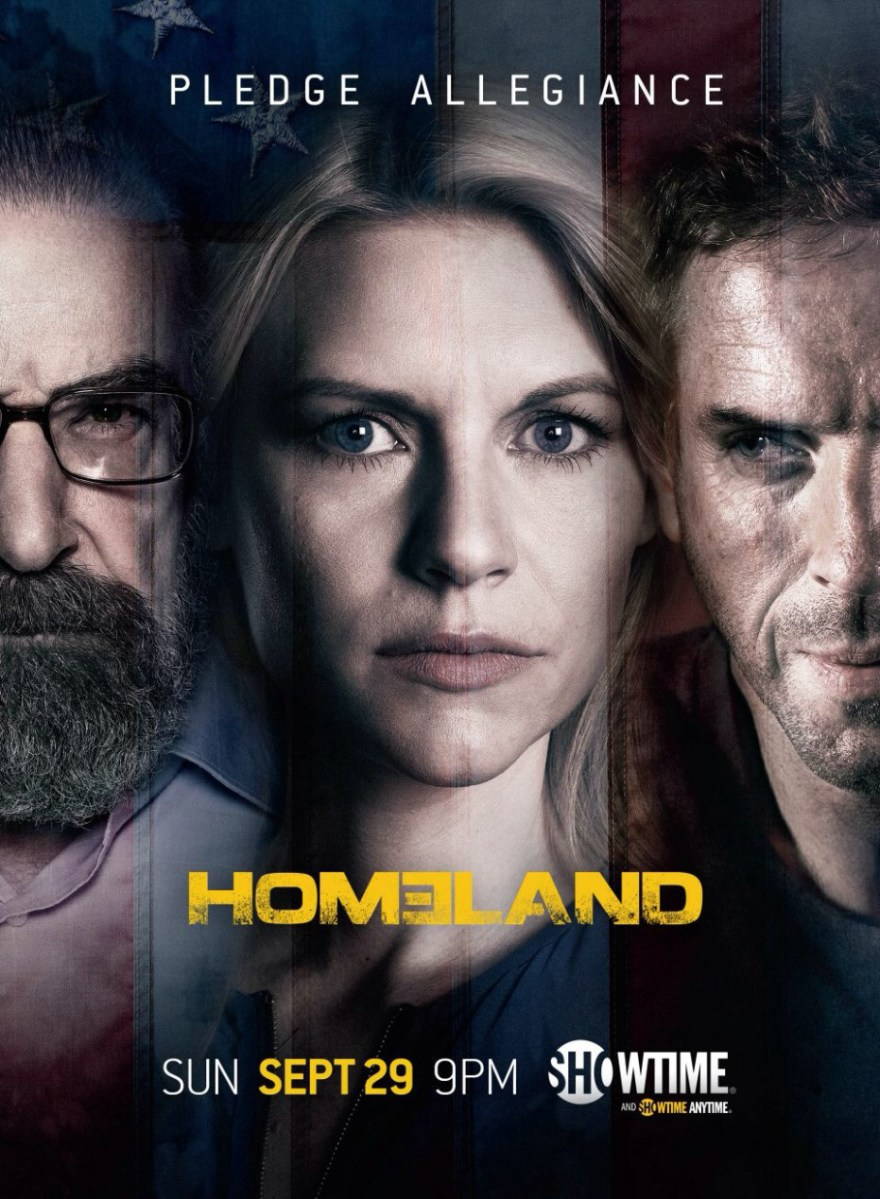Homeland Season 3 TeaserCommentary On The Series & Season 1 & 2 Video Recap