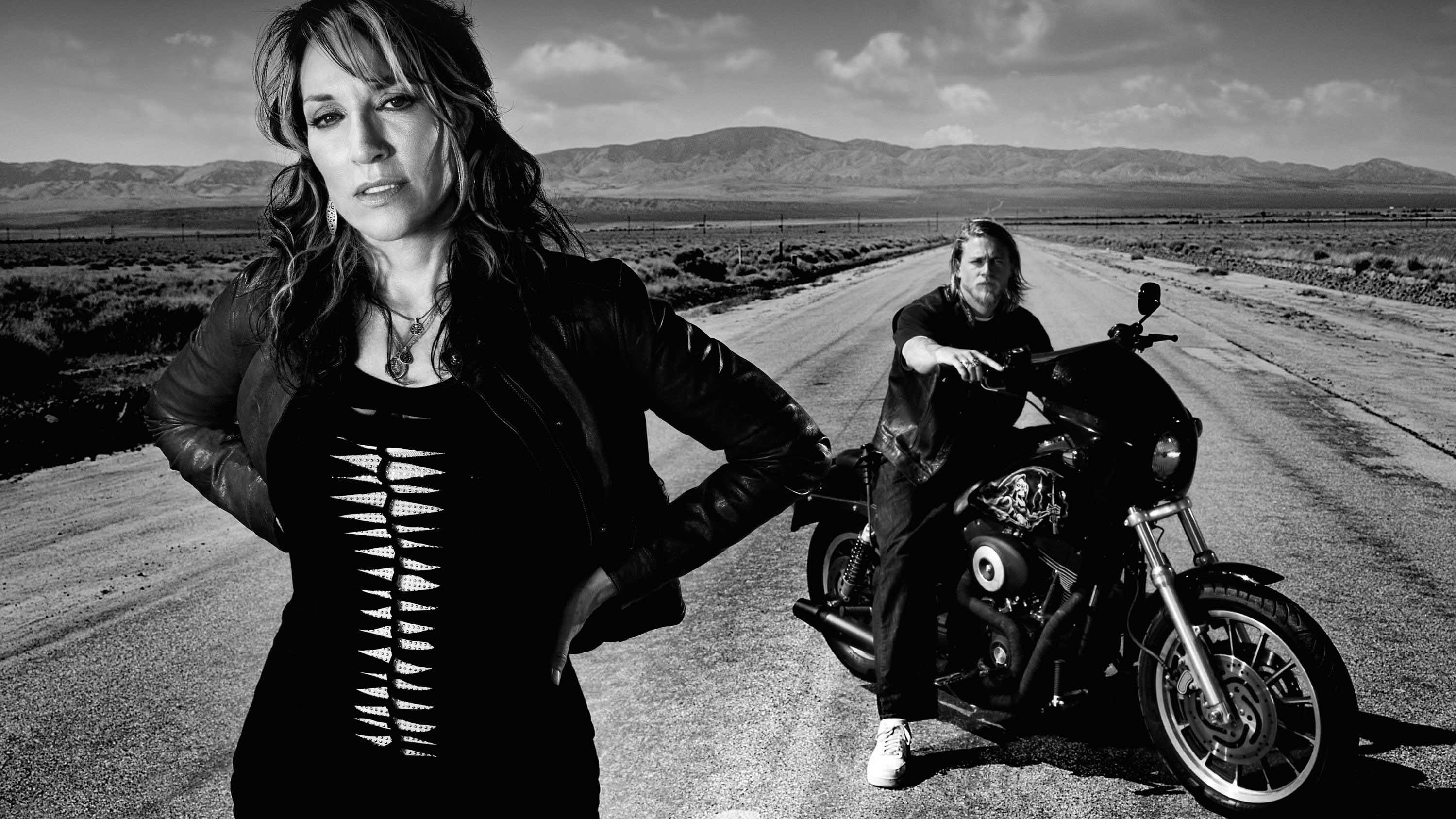Katey Sagal Sons of Anarchy