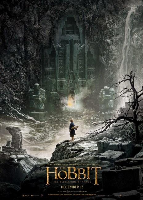 Peter Jackson The Hobbit The Desolation of Smaug Trailers, Production Vlogs &Key-Art