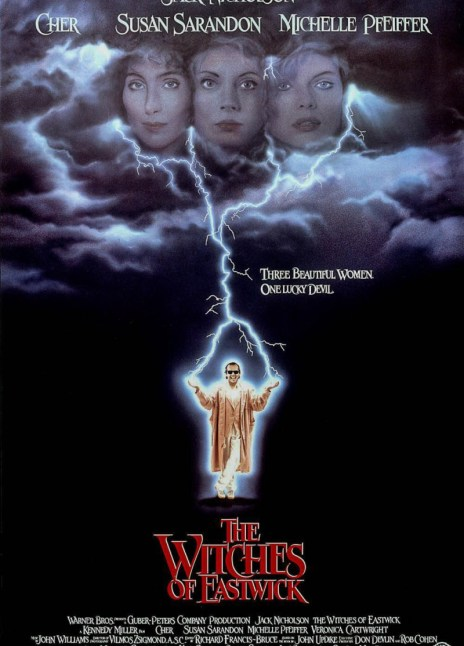 George Miller's The Witches Of Eastwick Women Scene