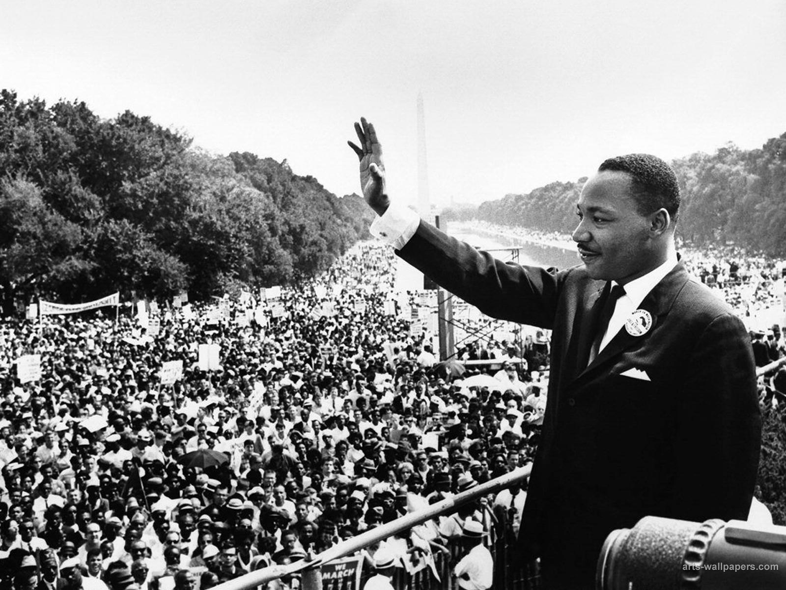 Dr. Martin Luther King, Jr. (VoicesFILM) [1600 x 1200]