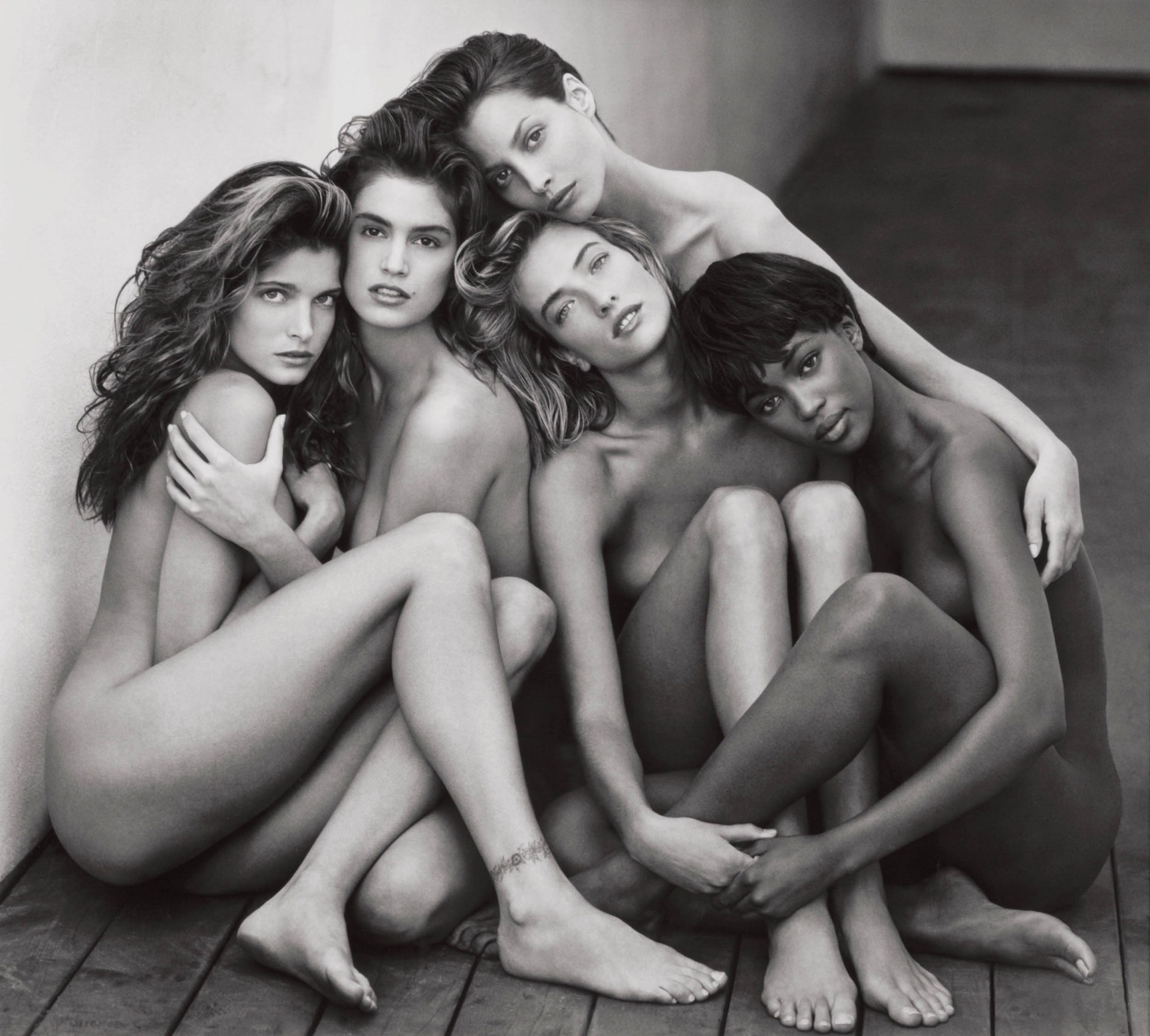 Herb Ritts Supermodels