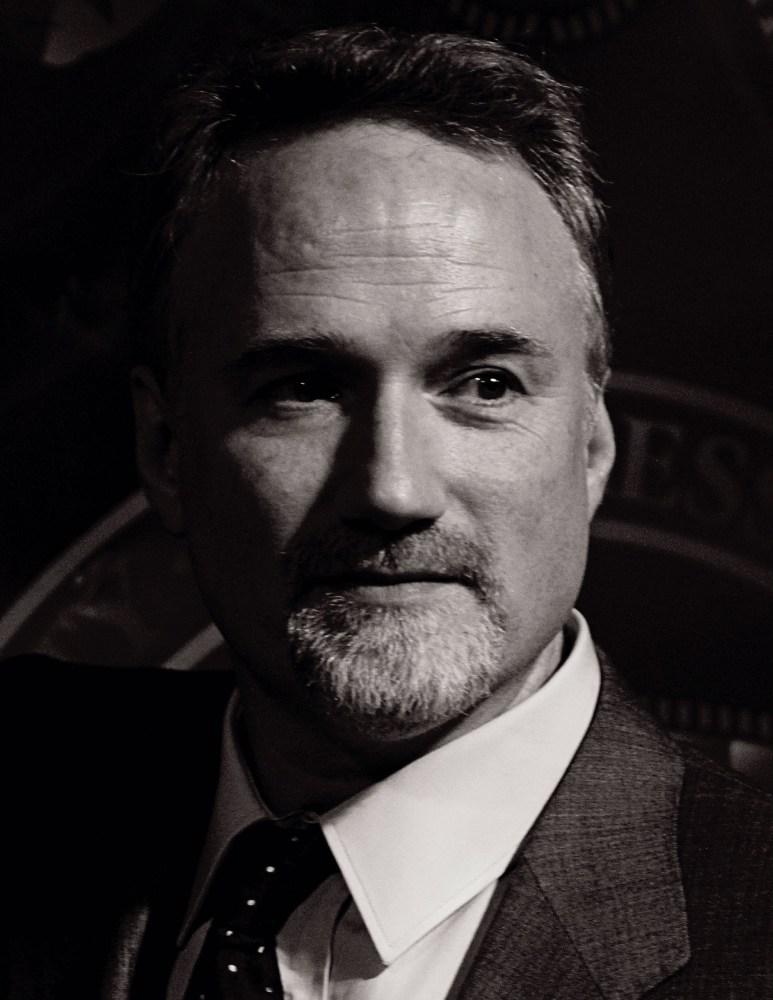 Madonna / David Fincher