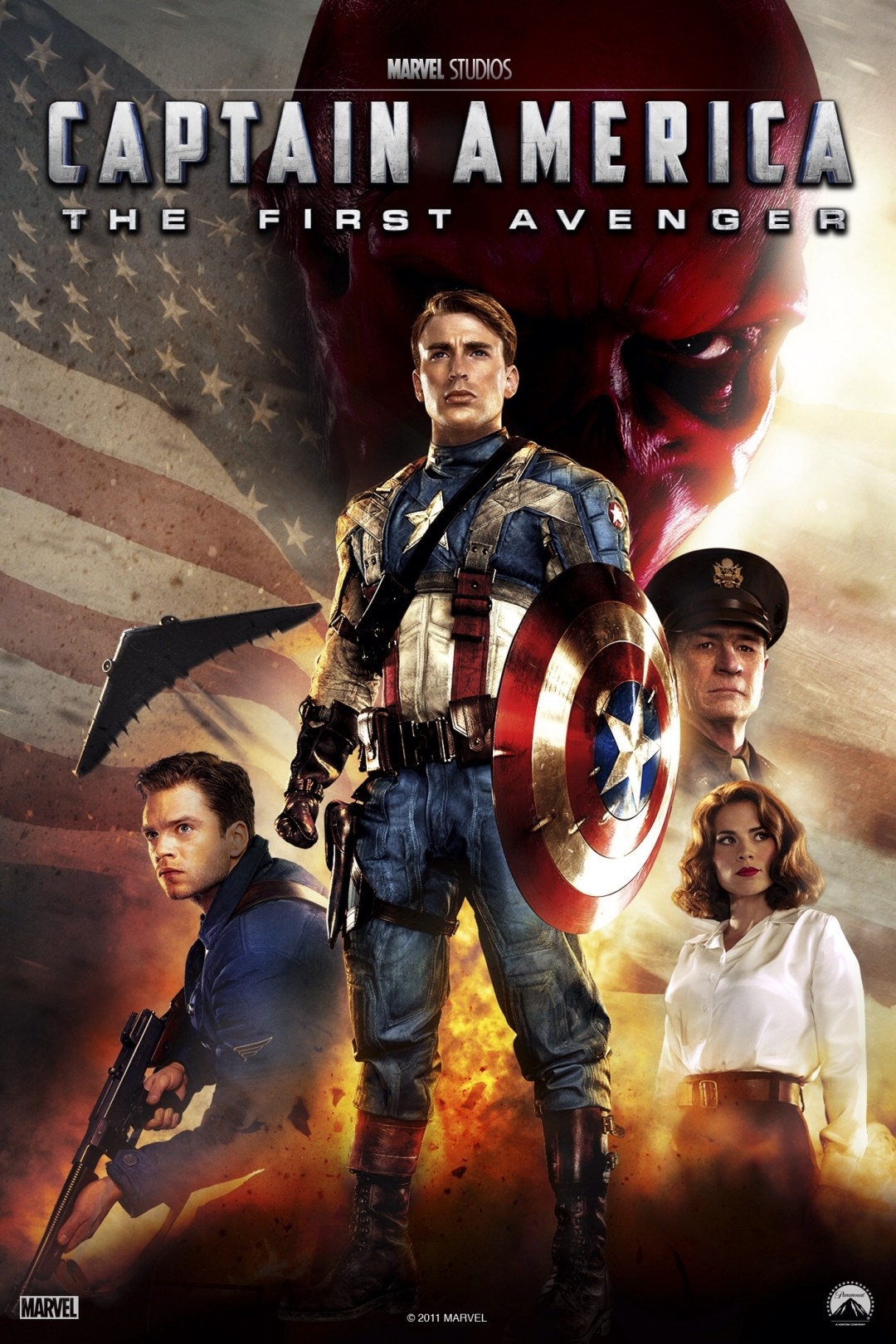 Captain America The Winter Soldier Marvel Playlist ...