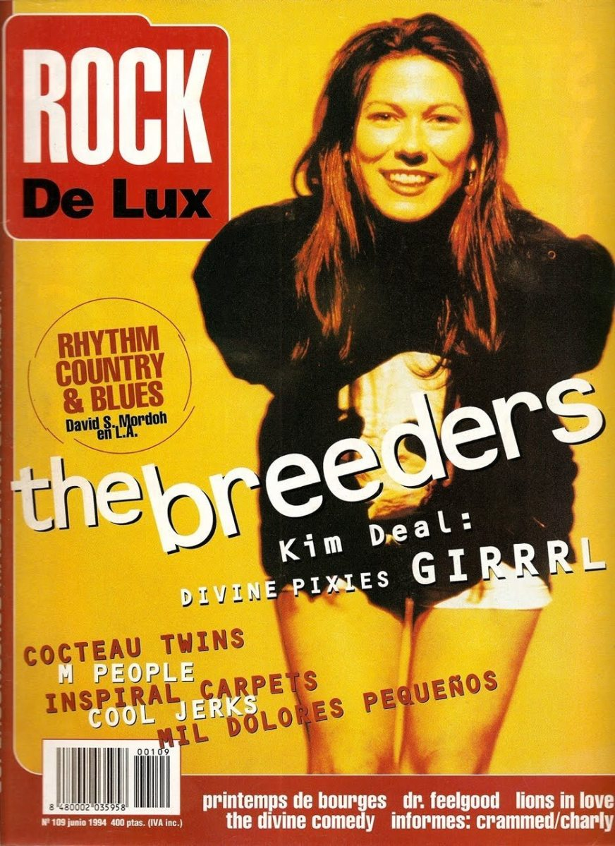 The  Breeders Cannonball Music Video