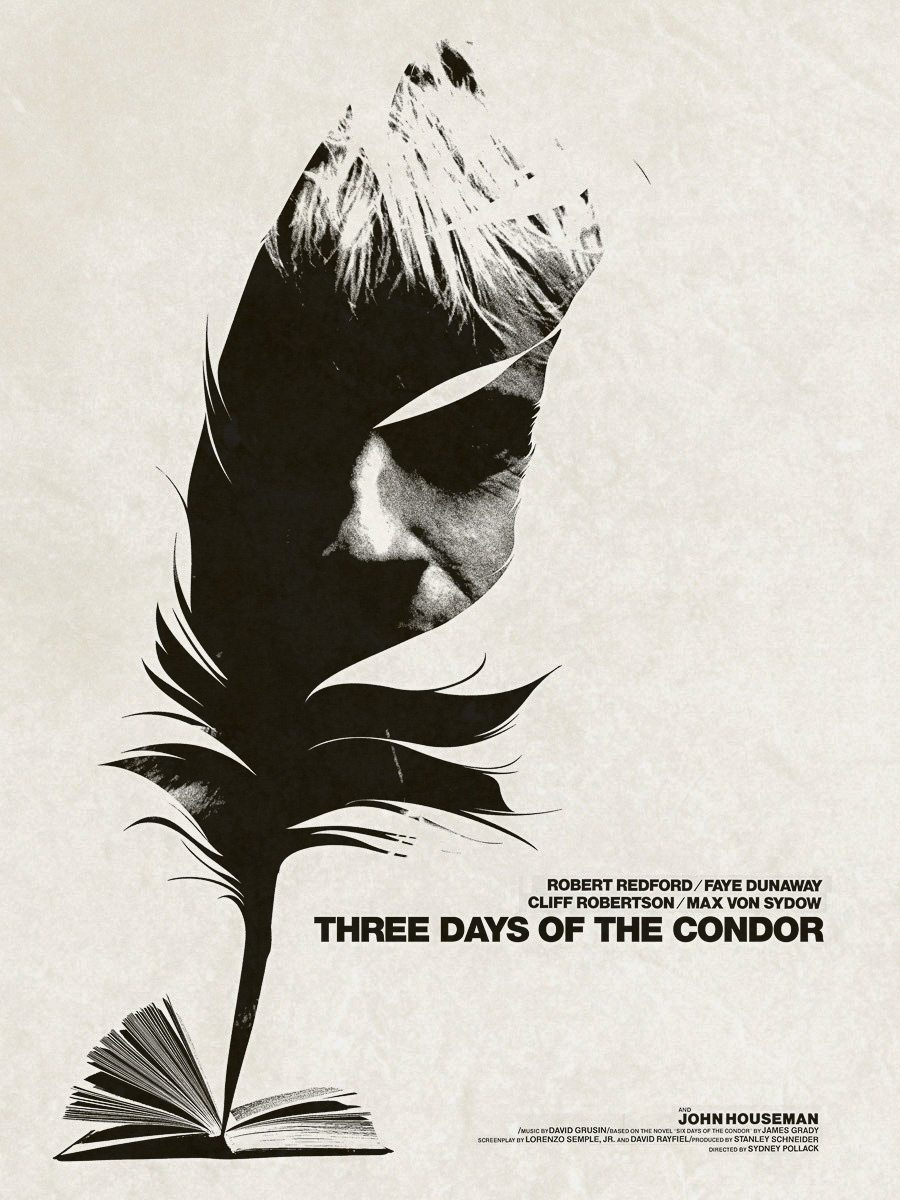 Duke Says: Watch Sydney Pollack's 3 Days Of The Condor