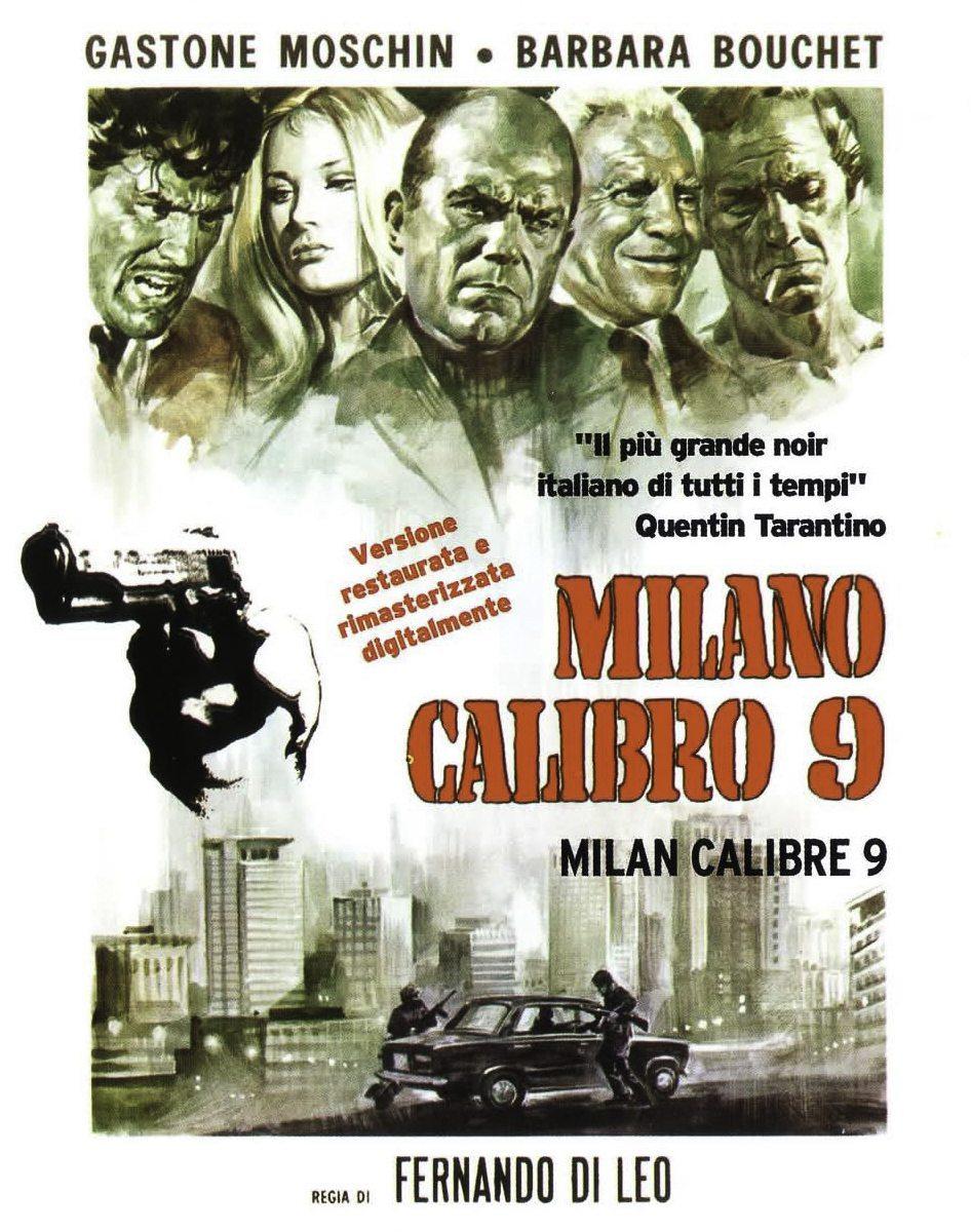 Fernando Di Leo S Milano Calibro 9 The King Of Italian