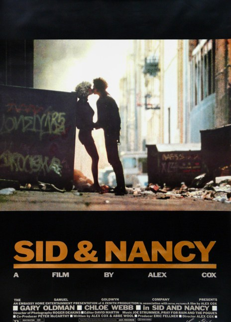 "Gary Oldman  ""My Way"" ""Sid & Nancy"""