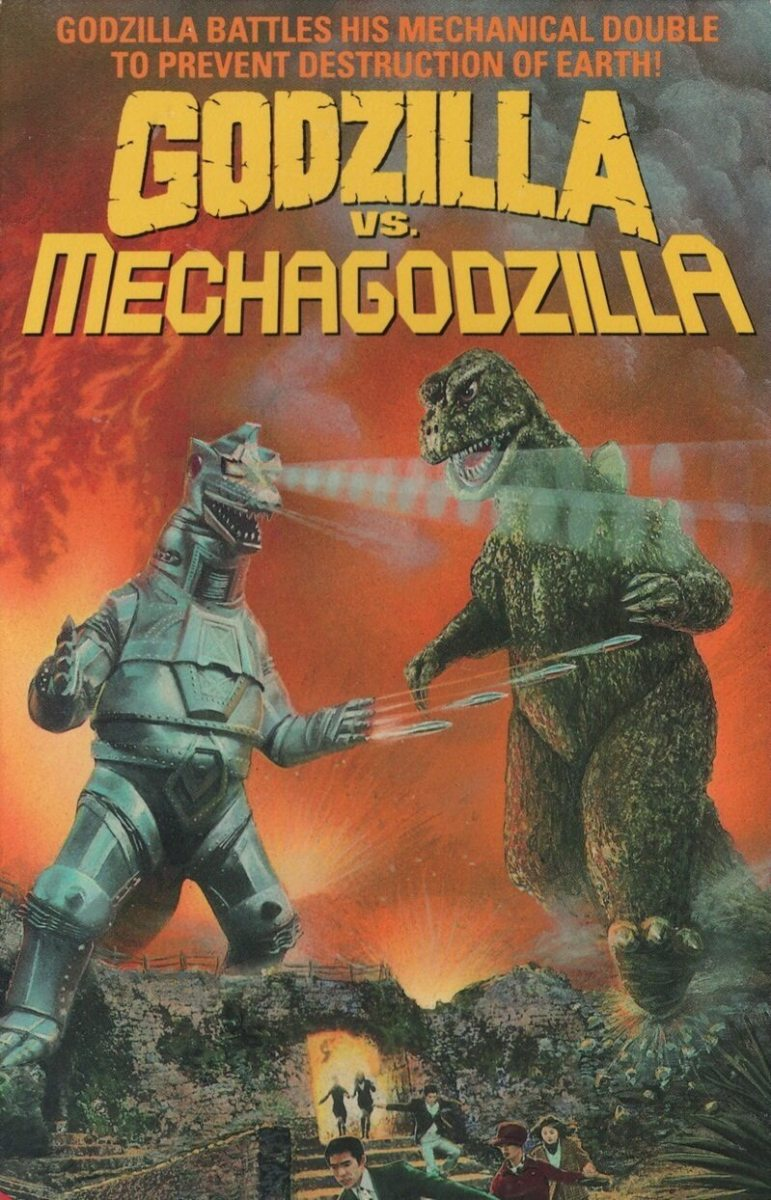 Desolation Angel's Second Analysis Godzilla Vs. Mechagodzilla (1974)