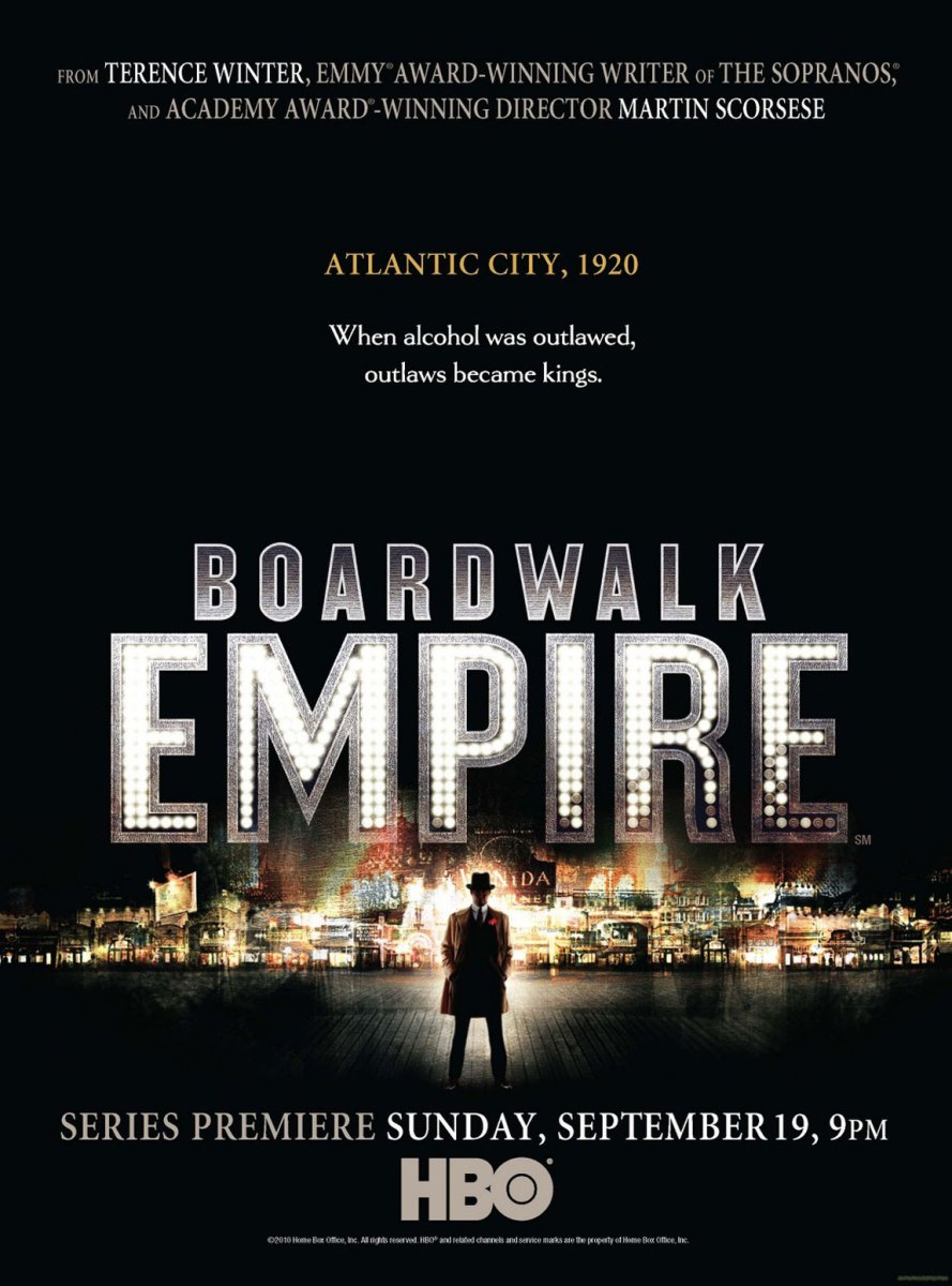 Boardwalk Empire Series Review