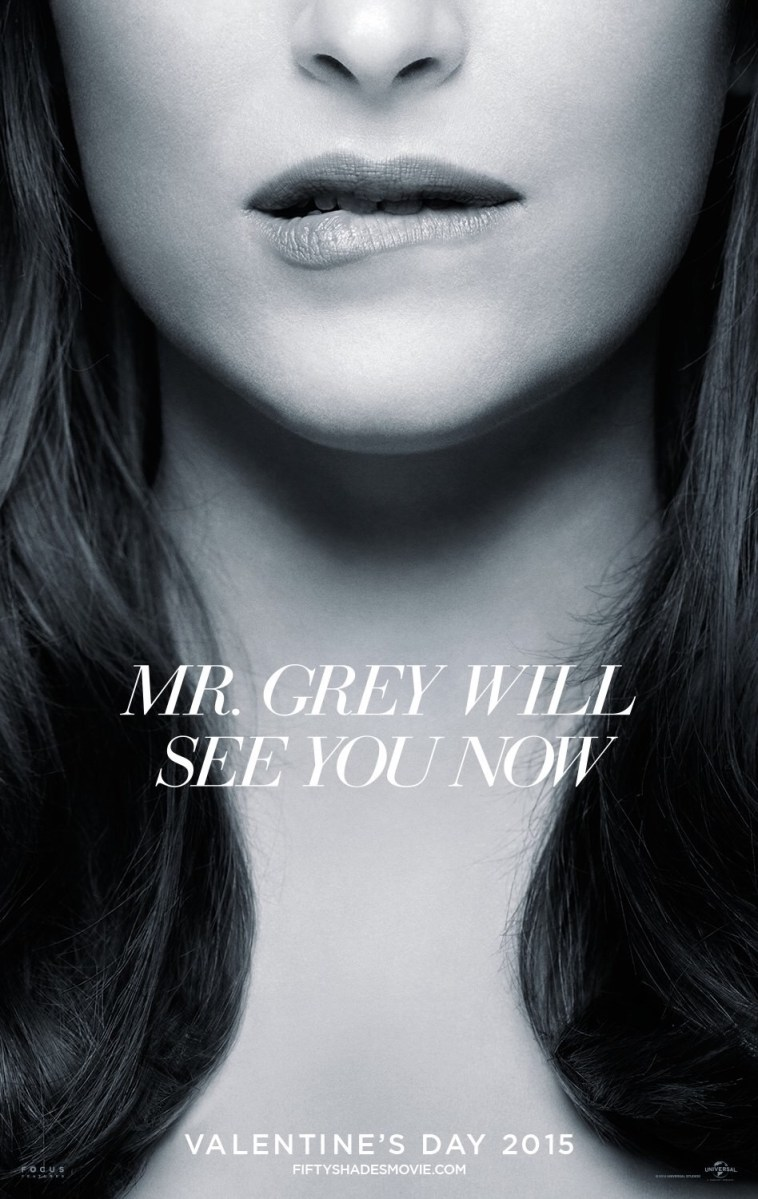 Fifty Shades Of Grey The First Trailer