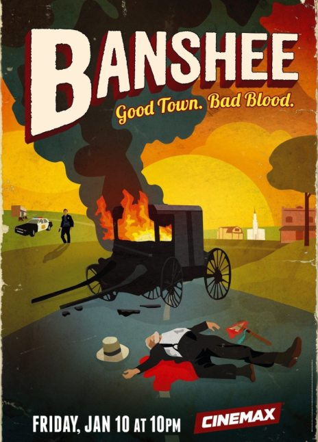 Banshee Season 1 Review