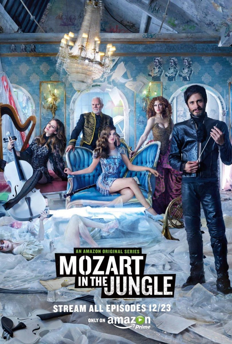 "Amazon's Mozart In The Jungle   ""BRAVO!!!!"""